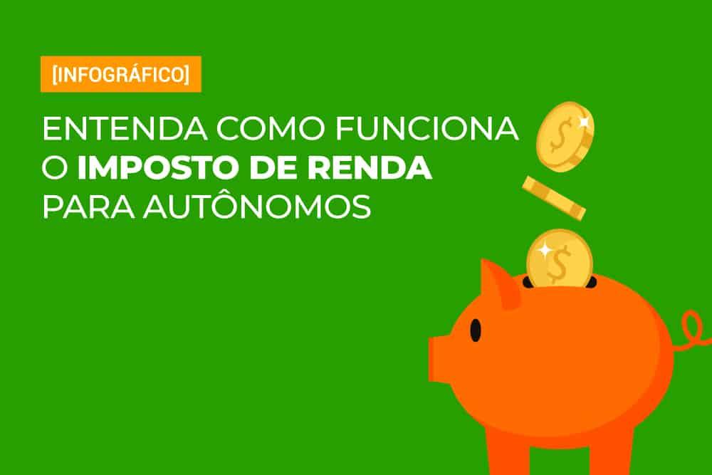 Imposto de Renda para autônomos